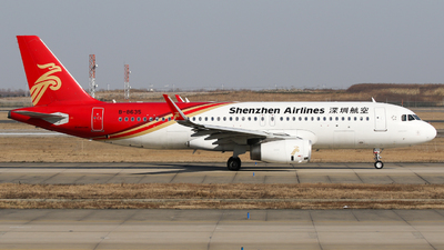 A picture of B8635 - Airbus A320232 - Shenzhen Airlines - © TasKforce404-HK416