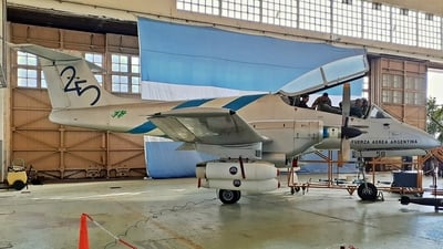 A-558 - FMA IA-58A Pucará - Argentina - Air Force