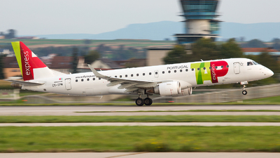 CS-TPW - Embraer 190-100LR - TAP Express