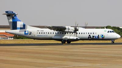 PR-TKM - ATR 72-212A(600) - Azul Linhas Aéreas Brasileiras