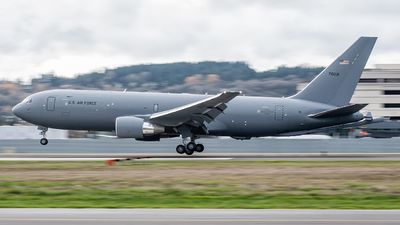 17-46031 - Boeing KC-46A Pegasus - United States - US Air Force (USAF)