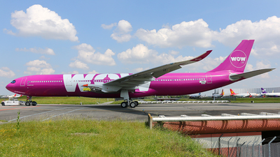 F-WWKS - Airbus A330-941 - WOW Air