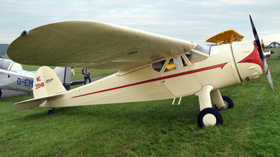 N21948 - Cessna 165 Airmaster - Private
