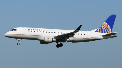 N745YX - Embraer 170-200LR - United Express (Republic Airlines)