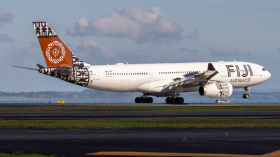 DQ-FJP - Airbus A330-243 - Fiji Airways