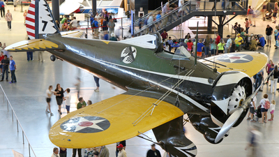 33-135 - Boeing P-26A Peashooter - Private