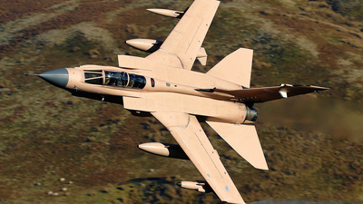 ZG750 - Panavia Tornado GR.4 - United Kingdom - Royal Air Force (RAF)