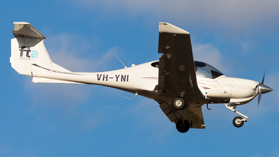VH-YNI - Diamond DA-40 Diamond Star - Flight Training Adelaide