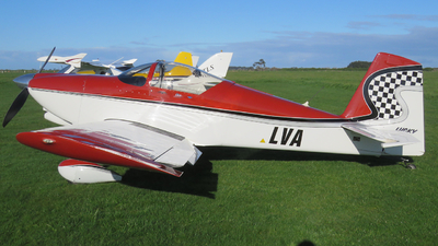 ZK-LVA - Vans RV-7 - Private