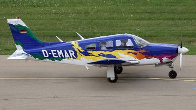 D-EMAR - Piper PA-28R-200 Cherokee Arrow II - Private