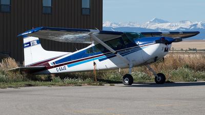 C-GAJZ - Cessna A185E Skywagon - Private