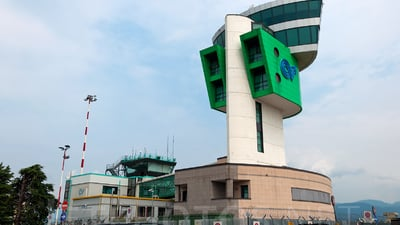 LIME - Airport - Control Tower