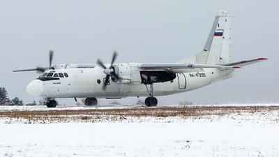 RA-47295 - Antonov An-24RV - Turuhan Avia