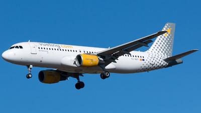 A picture of ECMAX - Airbus A320214 - [4478] - © De Guidi Oscar