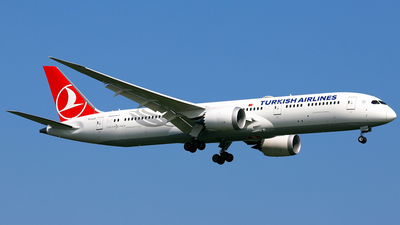 A picture of TCLLG - Boeing 7879 Dreamliner - Turkish Airlines - © Daniel Klein