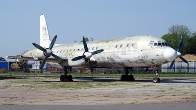 OK-NAA - Ilyushin IL-18B - CSA Ceskoslovenske Aerolinie