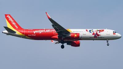 VN-A657 - Airbus A321-211 - VietJet Air