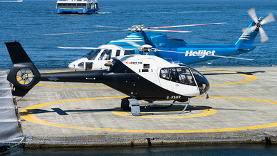 C-FSHR - Eurocopter EC 120B Colibri - Sierra Helicopters