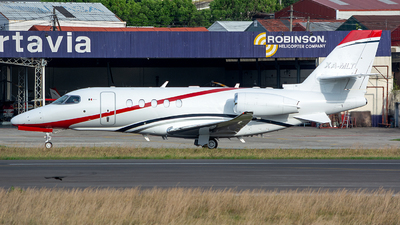 XA-MLT - Cessna Citation Latitude - Private