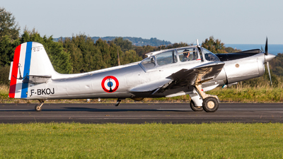 F-BKOJ - Morane-Saulnier MS-733 Alcyon - Private
