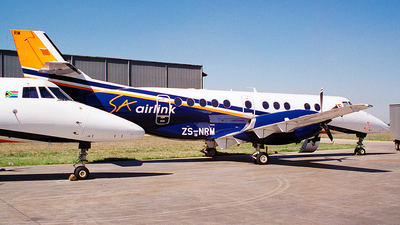 ZS-NRM - British Aerospace Jetstream 41 - South African Airlink