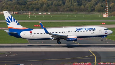 TC-SOP - Boeing 737-8AS - SunExpress