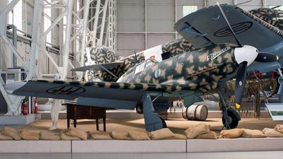 MM9667 - Macchi MC-202 Folgore - Italy - Air Force