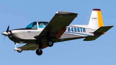 N498TH - Grumman American AA-5A Cheetah - Private