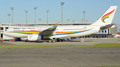 F-WWKU - Airbus A330-243 - Tibet Airlines