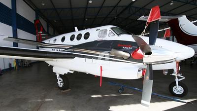 PR-DCK - Beechcraft C90GT King Air - Private