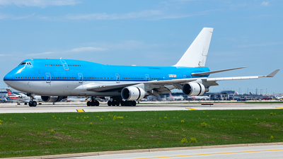 PH-BFS - Boeing 747-406(M) - Untitled