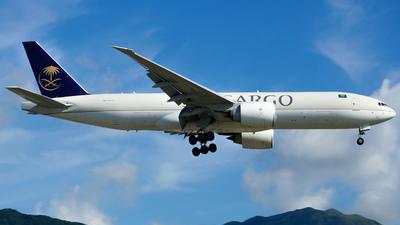 HZ-AK72 - Boeing 777-FFG - Saudi Arabian Airlines Cargo