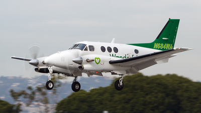 N684WA - Beechcraft C90GT King Air - Private