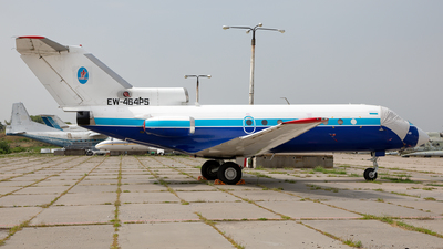 A picture of EW464PS - Yakovlev Yak40 - [9510540] - © Sebastian Sowa
