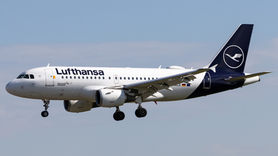 A picture of DAILD - Airbus A319114 - Lufthansa - © Michael Knüfer