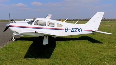 G-BZKL - Piper PA-28R-201 Cherokee Arrow III - Private