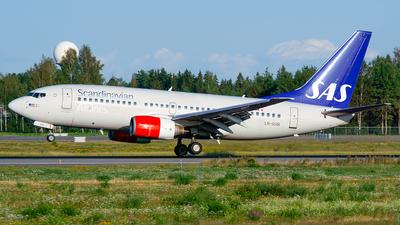 LN-RRM - Boeing 737-783 - Scandinavian Airlines (SAS)