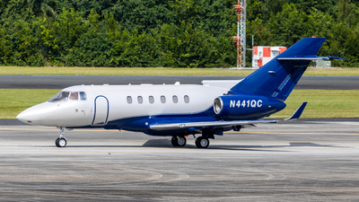 N441QC - Raytheon Hawker 900XP - Private