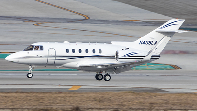 N405LA - Raytheon Hawker 800XP - Private
