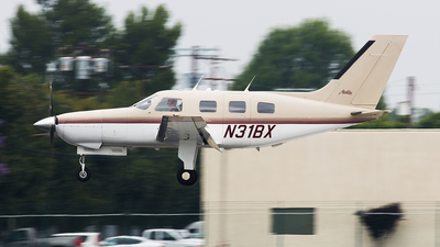 N31BX - Piper PA-46-310P Malibu - Private