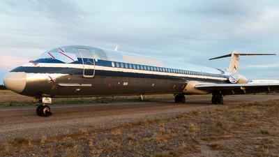 N984TW - McDonnell Douglas MD-83 - Untitled