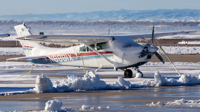 A picture of N8881X - Cessna 182D Skylane - [18253281] - © HA-KLS