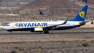 A picture of EIENP - Boeing 7378AS - Ryanair - © Stefan Kronqvist