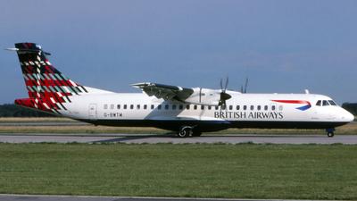 G-BWTM - ATR 72-202 - British Airways (CityFlyer Express)