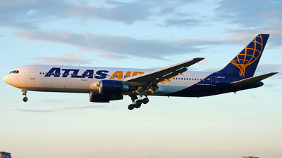 N661GT - Boeing 767-36N(ER) - Atlas Air