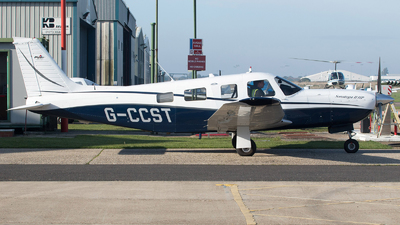 G-CCST - Piper PA-32R-301 Saratoga II HP - Private
