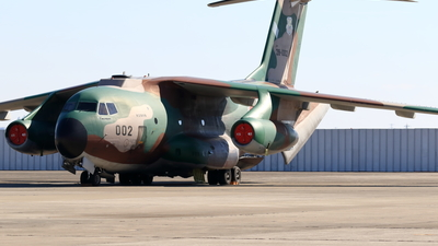 28-1002 - Kawasaki C-1 - Japan - Air Self Defence Force (JASDF)