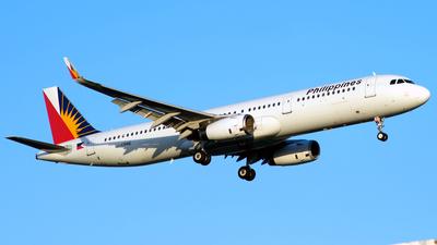 RP-C9918 - Airbus A321-231 - Philippine Airlines