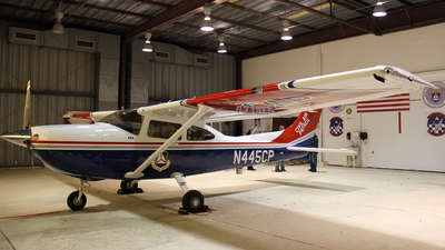 N445CP - Cessna 182T Skylane - United States - US Air Force Civil Air Patrol