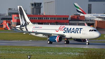 CC-AWD - Airbus A320-232 - JetSmart